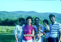 1993 Aug Cavendish VT and Leora, Ezra, and Shoshi