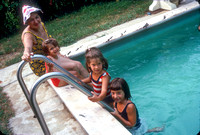 1970 Summer LBI-Alex's Pool